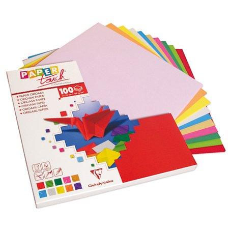 Papier origami 20x20cm - 100 feuilles