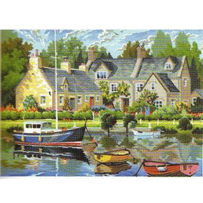 Peinture num ro maisons bretonnes tout creer for Maison a peindre