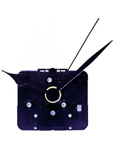 Mécanisme horloge pour cadran ép. 6-8mm+aiguilles