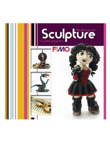Livre FIMO - Modelage et Sculpture