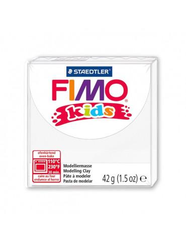 Fimo Kids blanc 42 gr