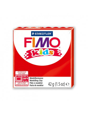 Fimo Kids rouge 42g