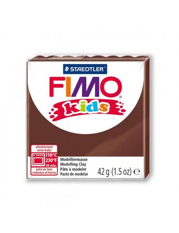 Fimo Kids marron n°7