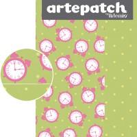 Artepatch - Réveil Sweet 40x50cm - 2 feuilles