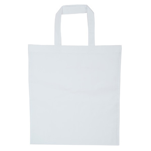 tote bag blanc 38x42cm sac personnalisable. Black Bedroom Furniture Sets. Home Design Ideas