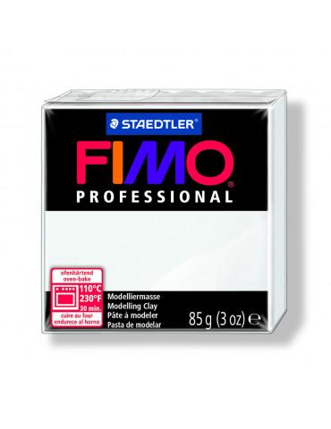 Fimo Professional Blanc 85g
