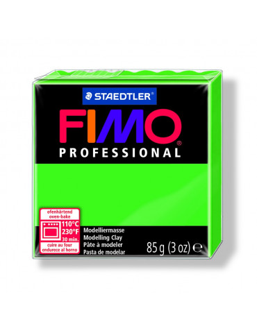 Fimo Professional Vert 85g