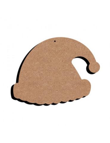 Gomille - Bonnet Père Noël 15cm