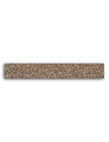 TOGA -  Masking tape Glitter Chocolat - 15mm x 2m