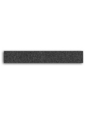 TOGA -  Masking tape Glitter Noir - 15 mm x2m