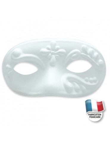 Masque Loup simple - Comedia del Arte