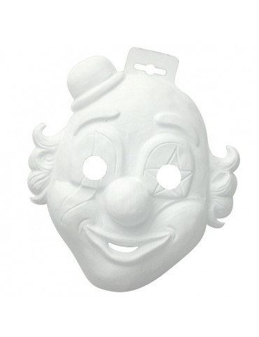 Masque clown enfant