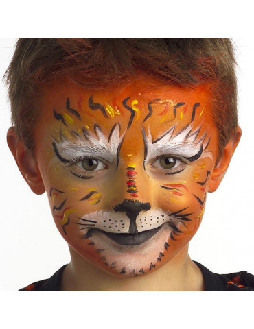 Maquillage enfant - Tigre
