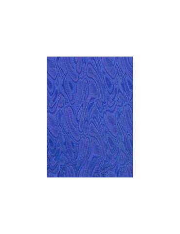 Tissu thermocollant - Vagues Holo bleu - Ki-Sign