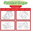 Kit Plastique dingue - Transport