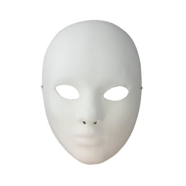 Masque A Decorer Masque A Peindre Masque A Colorier Tout A Creer