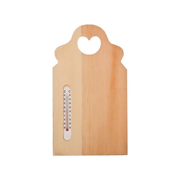 Thermom tre planche bois d corer tout creer for Creer des objets en bois