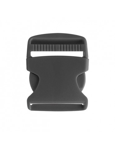 Fermoir clip noir 50mm