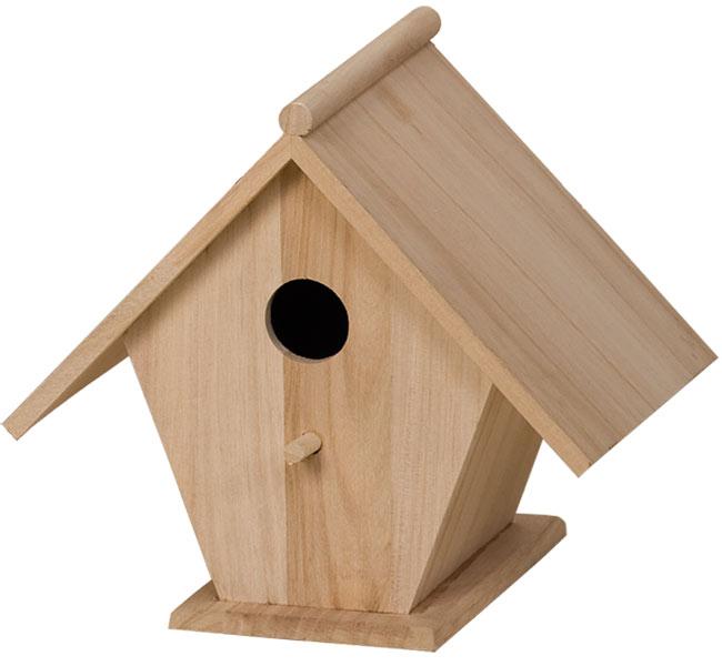 nichoir bois dcorer 22cm tout creer - Objets Bois A Decorer