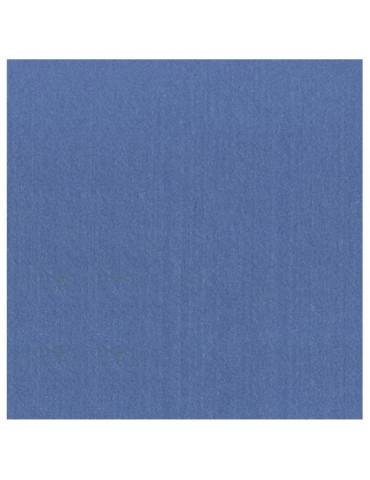 Feutrine épaisse 2mm Bleu jean - 30x30cm