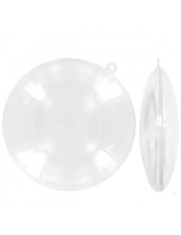 Médaillon plastique divisible 90mm