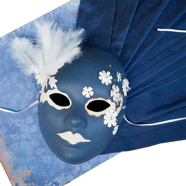 Masque venise visage adulte finition pl tre tout creer - Masque de carnaval de venise a imprimer ...