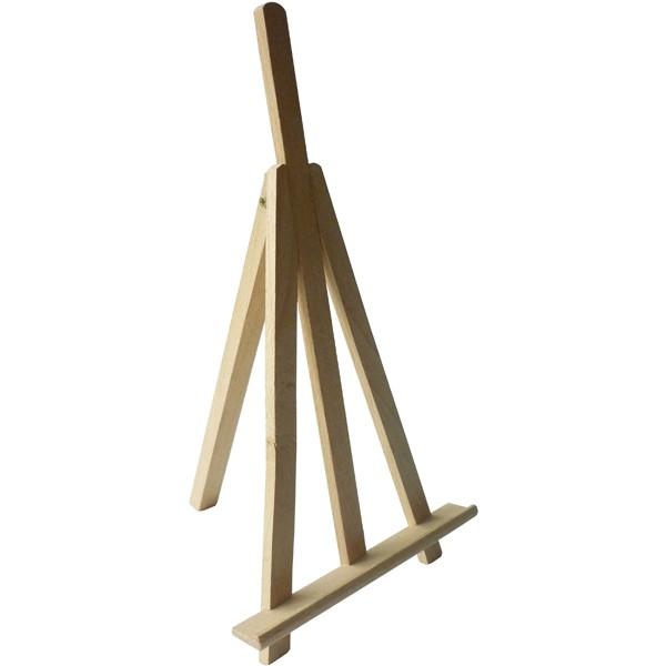 chevalet bois mini chevalet 25cm graine cr ative. Black Bedroom Furniture Sets. Home Design Ideas