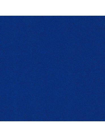 Rouleau velours adhésif bleu 5m