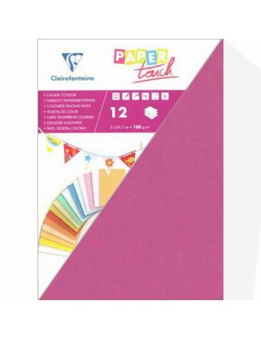 Papier calque Lilas Paper Touch x12