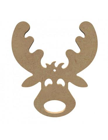 Forme en medium - Caribou Toon AJ 15cm