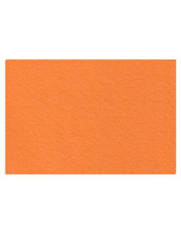 Feutrine 2mm orange