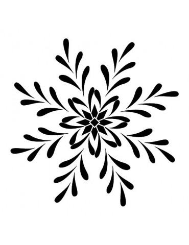 Tampon bois Artemio - Flocon