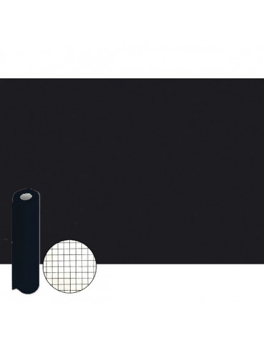 ROULEAU feutrine adhésive noir 5m
