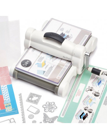 Sizzix - Big Shot Plus A4 Starter Kit  - Machine de découpe