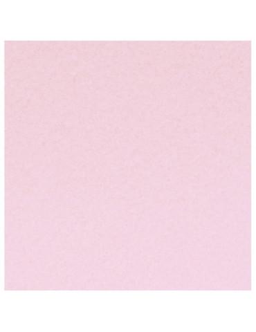 Feutrine épaisse 2mm Rose Pastel - 30x30cm