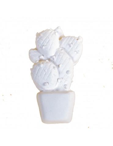 Forme en plâtre - Cactus rond 52mm - DTM