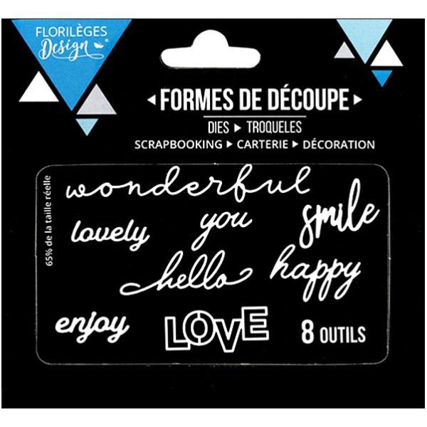 Dies Love - Florilèges Design