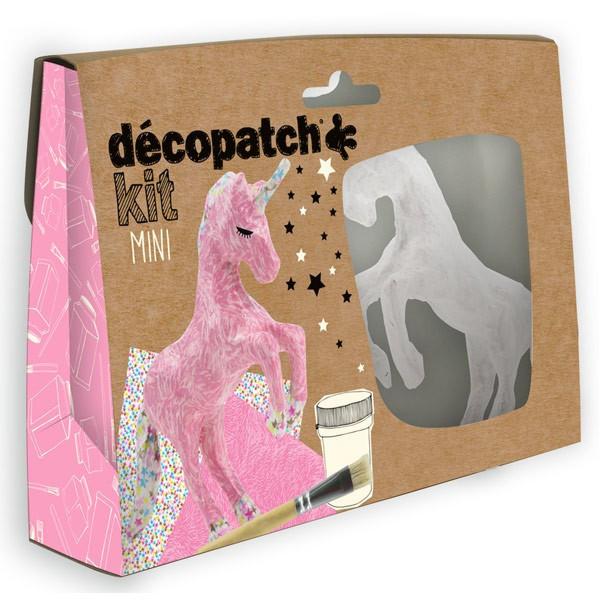 Mini Kit Decopatch - Licorne