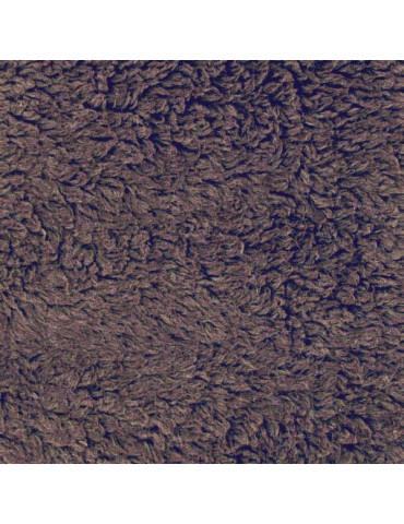 Tissu peluche pour ours - Antique brun - 50x150cm