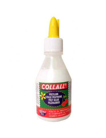 Colle feutrine (sans solvant) 100ml - Collall