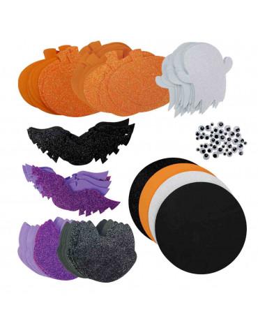 Set bricolage Halloween  - 350 pièces