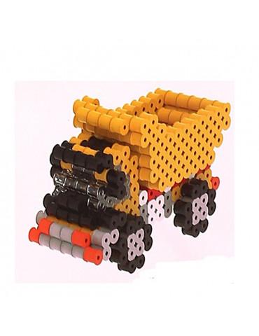 Kit Perlou 3D - Camion Benne - 6ans+