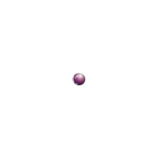 Peinture verre à l'eau - Violet