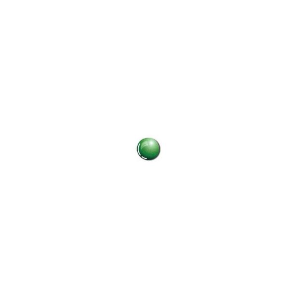 Peinture verre à l'eau - Vert