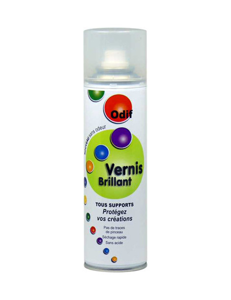 Vernis brillant ODIF - 250 ml