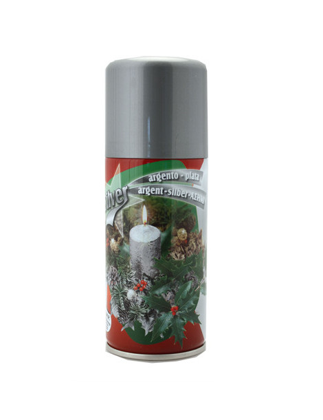 Bombe ininflammable argent 150ml
