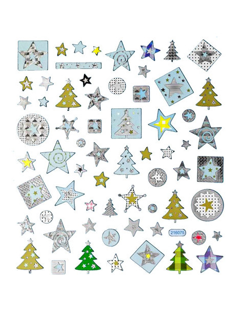 Stickers design Noel I