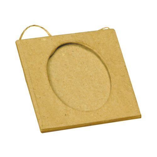 mini cadre photo carton ovale x10 tout creer. Black Bedroom Furniture Sets. Home Design Ideas