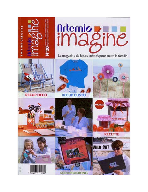 Magazine Artemio Imagine n°20
