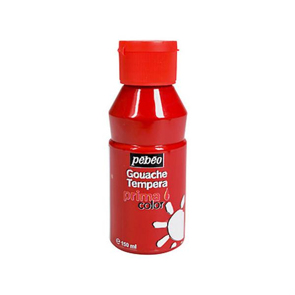 Gouache Rouge primaire 150ml Primacolor